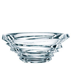 Slice Crystal Oval Bowl collection with 1 products