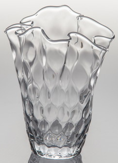 $57.25 Pam Ruffle Edge Vase-Small