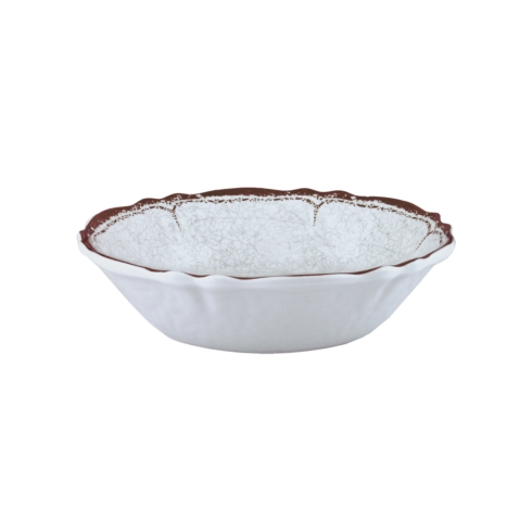 Rustica Antique White Cereal Bowl collection with 1 products