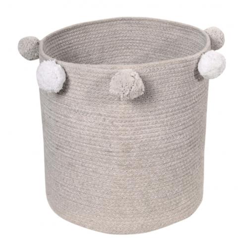 $49.00 Lorena Canals Basket Bubbly Grey