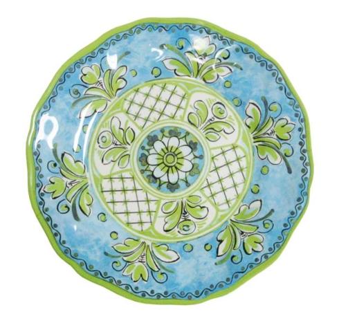 $16.50 Benidorm Blue Dinner Plate