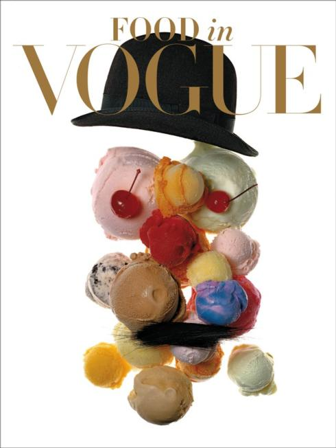 $75.00 Food in Vogue Coffee Table Book