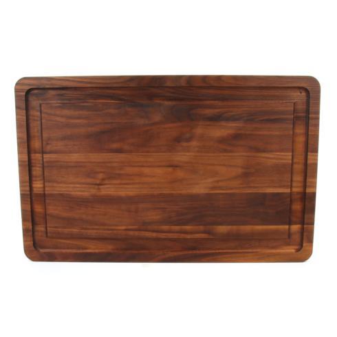 $158.00 15 x 24 Walnut Cutting Board
