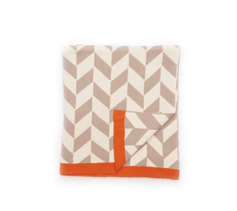 $94.00 Burnt Orange throw
