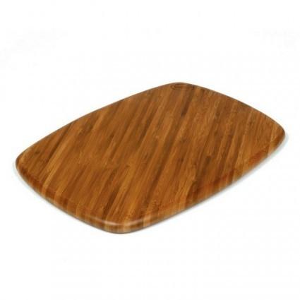 Bamboo Medium Cutting Board 13-1/4