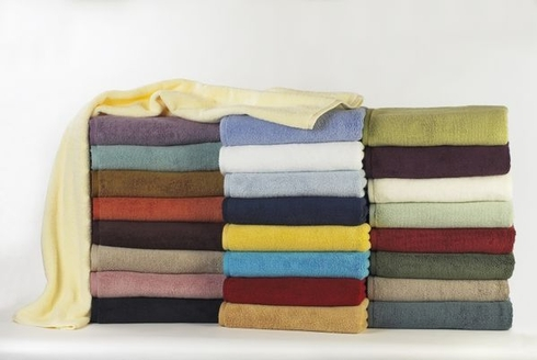 $45.00 Microcotton Luxery Wash Cloth-Wheat