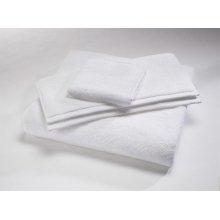 $22.00 Micro Cotton Luxury Hand Towel- White