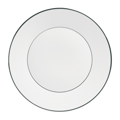$22.00 Platinum Bread and Butter Plate