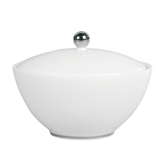 $145.00 Platinum Sugar Bowl/Lid