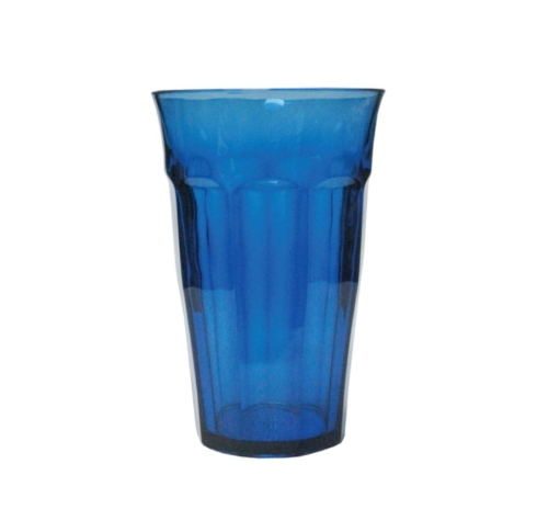 $9.50 Le Cadeaux Blue Plastic Tumbler