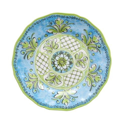 $12.00 Benidron Blue Salad Plate