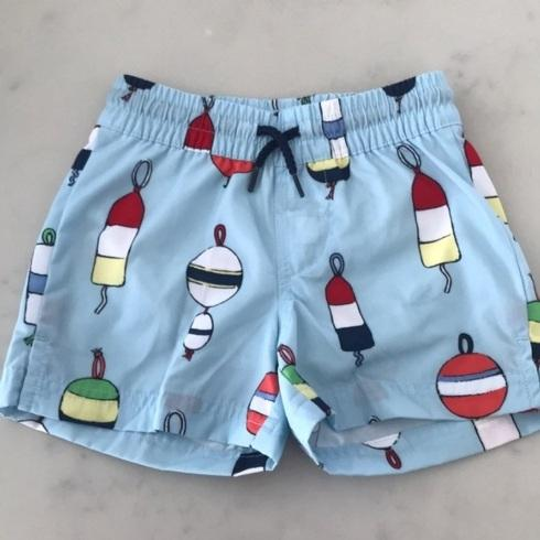 $55.00 Beaufort Bonnet Tortola Swim Trunks