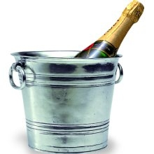 $410.00 Pewter Champagne Bucket