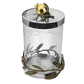 Olive Branch Small Canister