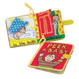 Peek-a-baby book collection with 1 products