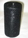 $30.00 3X6 Black Onyx Pillar Candle