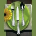 $35.00 Rivets Serving Spoon