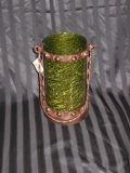 $44.00 Mission Olive Lantern