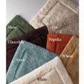 $105.00 White Mirco Cotton Bath Mat
