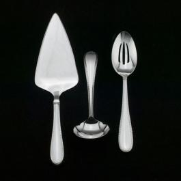 Vera Wang Lace 3 Piece Serving Set