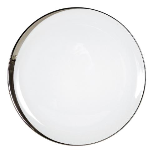 Pickard China  Crescent Crescent White Dinner Plate $56.95
