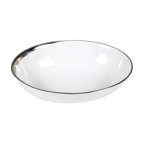 Pickard China  Crescent Crescent White Oval Vegetable Bowl $217.00