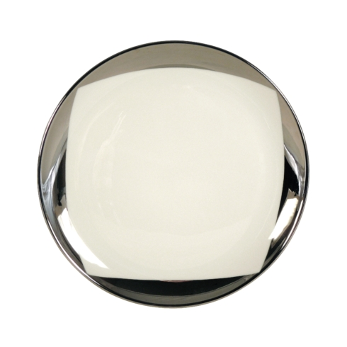 $85.00 Crescent Moon Accent Salad Plate