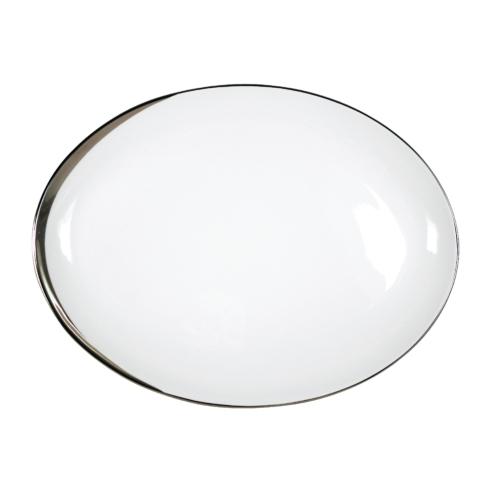 Pickard China  Crescent Crescent White Small Platter $269.00