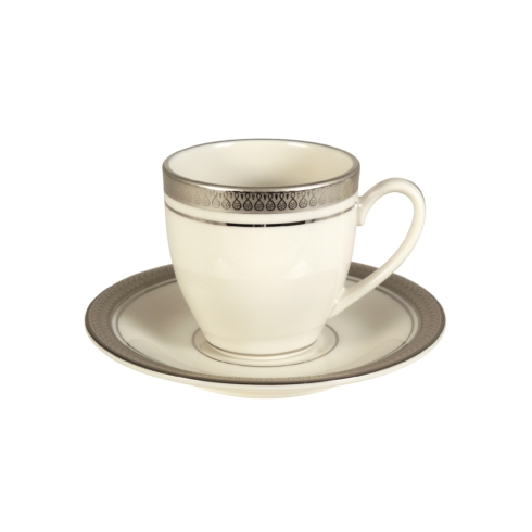 $115.00 Geneva Demitasse Cup & Saucer