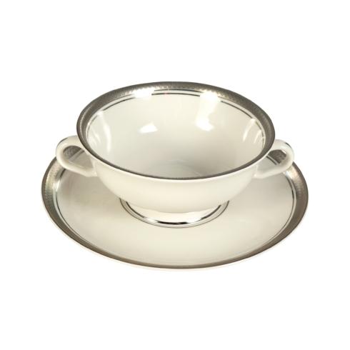 $241.00 Geneva Cream Soup Cup & Liner