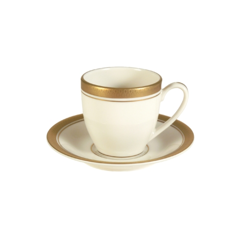 Palace Demitasse Cup & Saucer