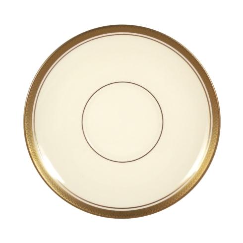 $59.00 Palace Cream Soup Bowl Saucer