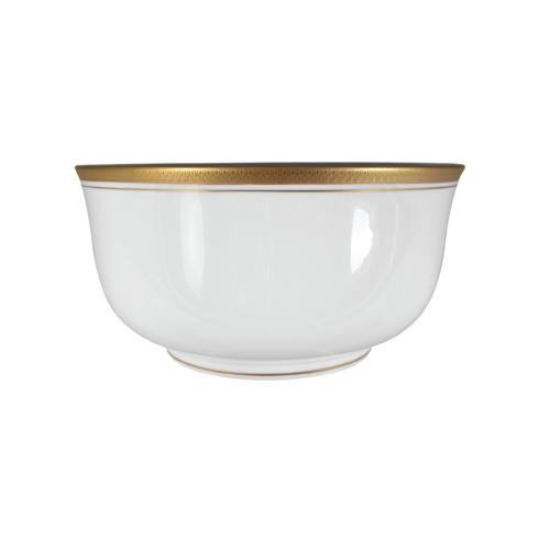 Palace White Small Round Bowl