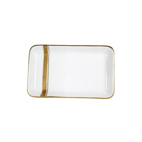 Palace White Small Sushi Tray