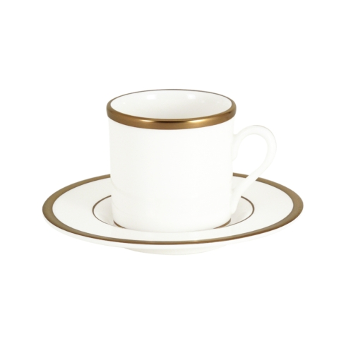 Signature White China Body Gold With No Monogram collection with 39 products
