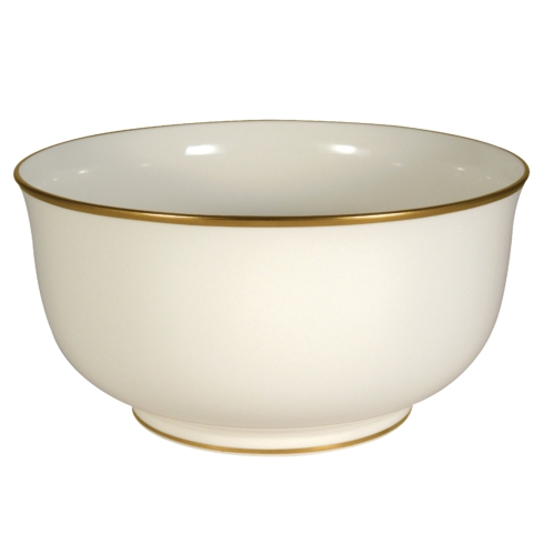 Signature Ivory China Body Gold With No Monogram Pattern collection with 36 products