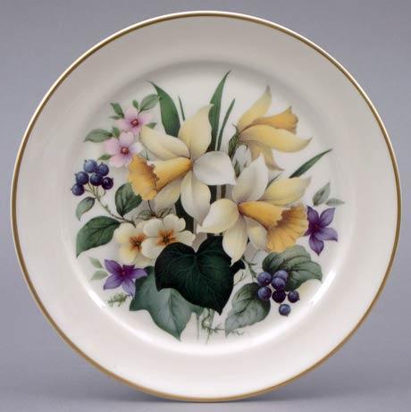 $14.40 Daffodil Plate