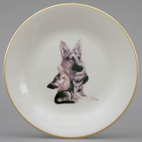 $9.80 German Shepherd Plate