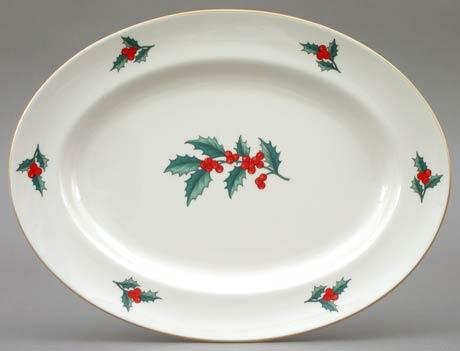 $48.00 Holly Small Platter