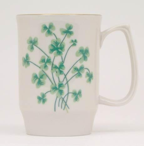$18.00 Shamrock Mug