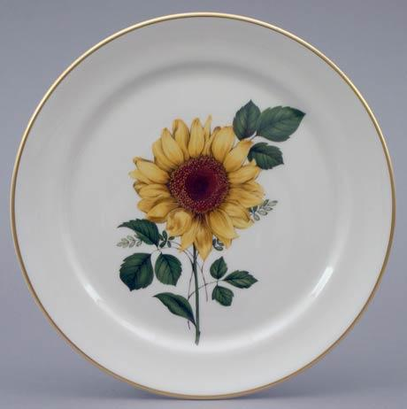 $14.40 Sunflower Plate