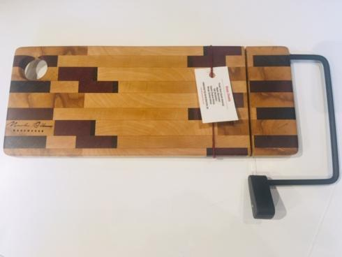 $80.00 Mark Allen Cheese Board