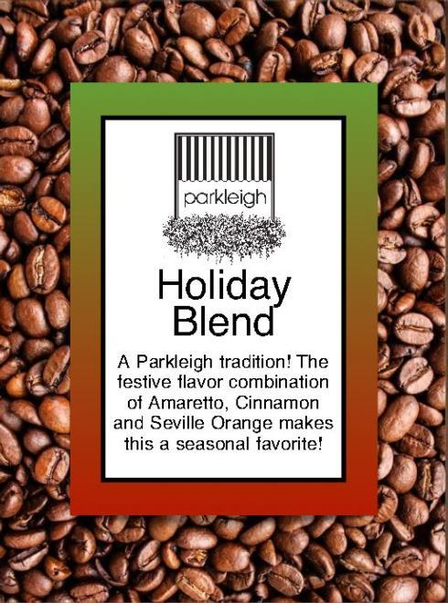 $20.45 Holiday Blend LB