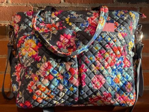 Parkleigh Exclusives   Marcy Gala Vera Bradly Diaper Bag $130.00