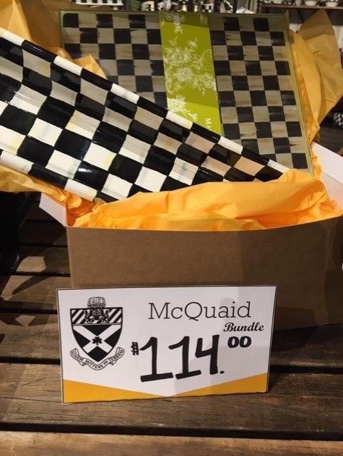 $114.00 MacKenzie-Childs Bread Bundle