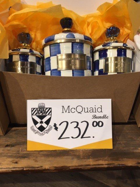 MacKenzie-Childs Royal Canister Bundle  collection with 1 products