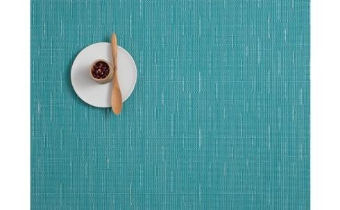 Chilewich   Bamboo Table Mat - Teal $15.00