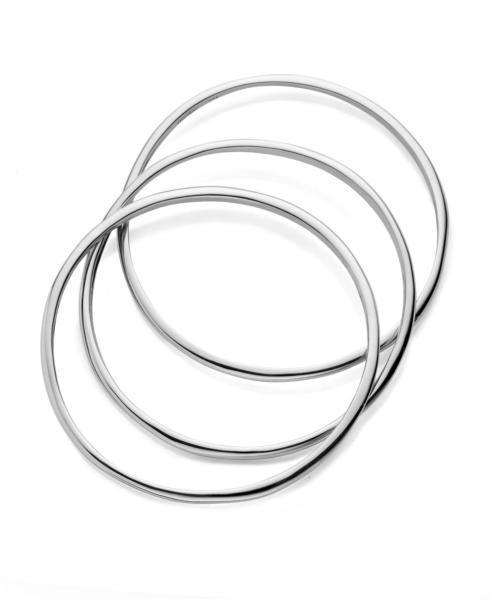 $295.00 Signature Bangle Bracelet (Set Of 3)