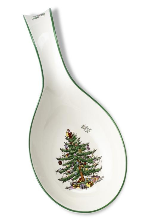 Spode Christmas Tree  Serveware/Giftware Spoon Rest $20.00