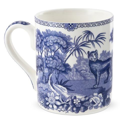 Spode  Blue Italian Aesop\'s Fables Mug (Blue Room) $21.40